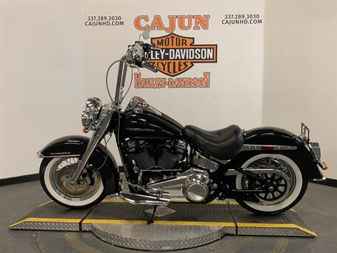 Harley-Davidson Deluxe - Photo 4