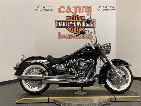 Harley-Davidson Deluxe - Photo 1