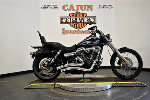 used wide glide harley davidson - Photo 1