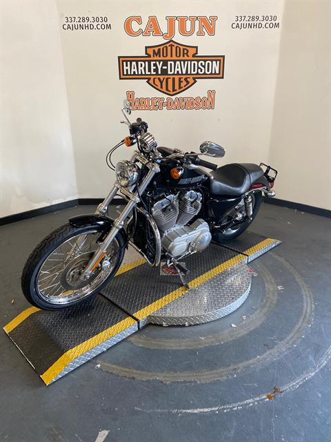 2009 Harley-Davidson Sportster® 883 Custom in Scott, Louisiana - Photo 4