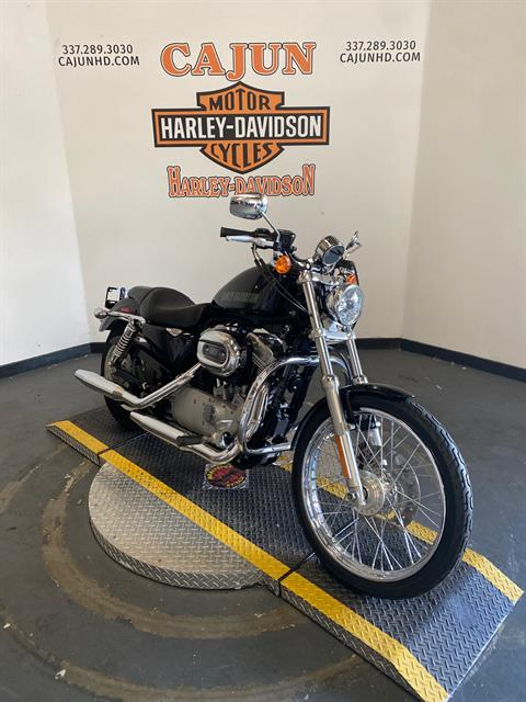 2009 Harley-Davidson Sportster® 883 Custom in Scott, Louisiana - Photo 6