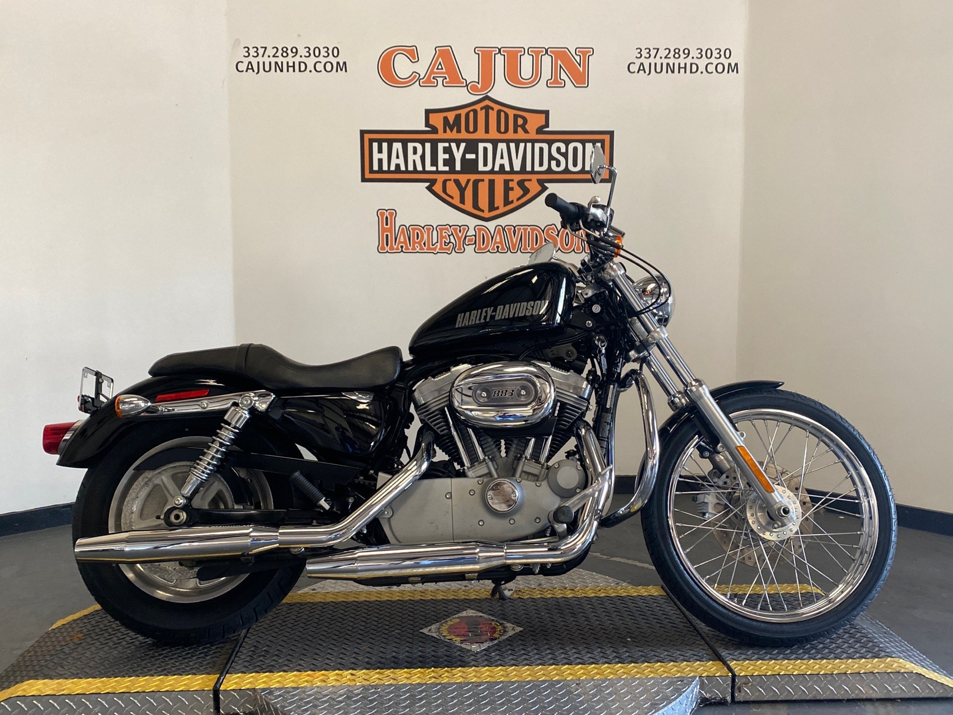 2009 Harley-Davidson Sportster® 883 Custom in Scott, Louisiana - Photo 1