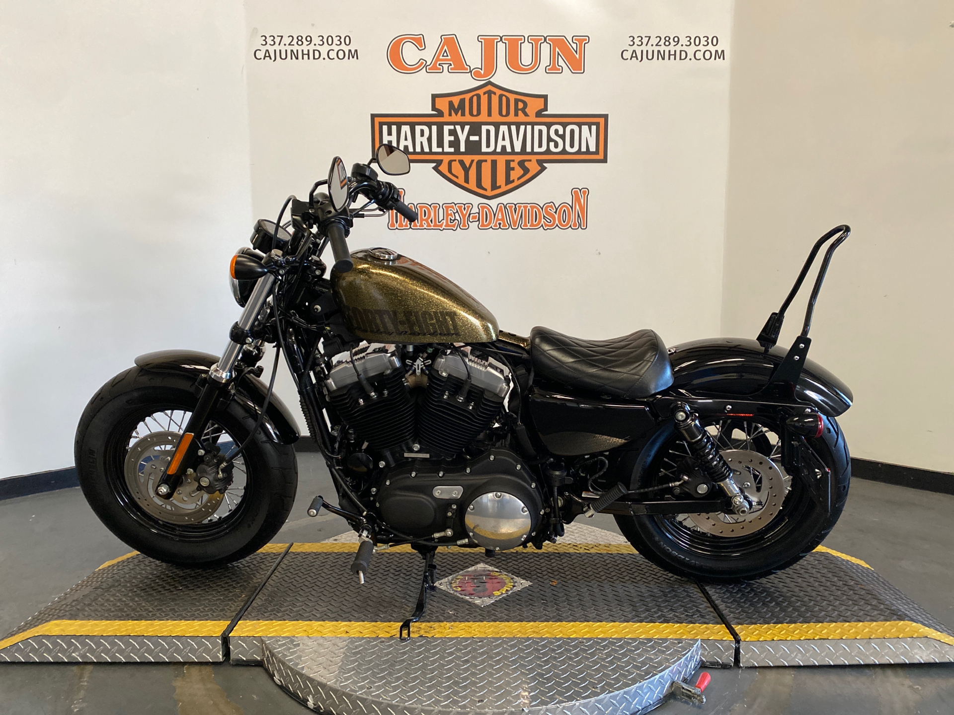 2013 Harley-Davidson Sportster® Forty-Eight® in Scott, Louisiana - Photo 2