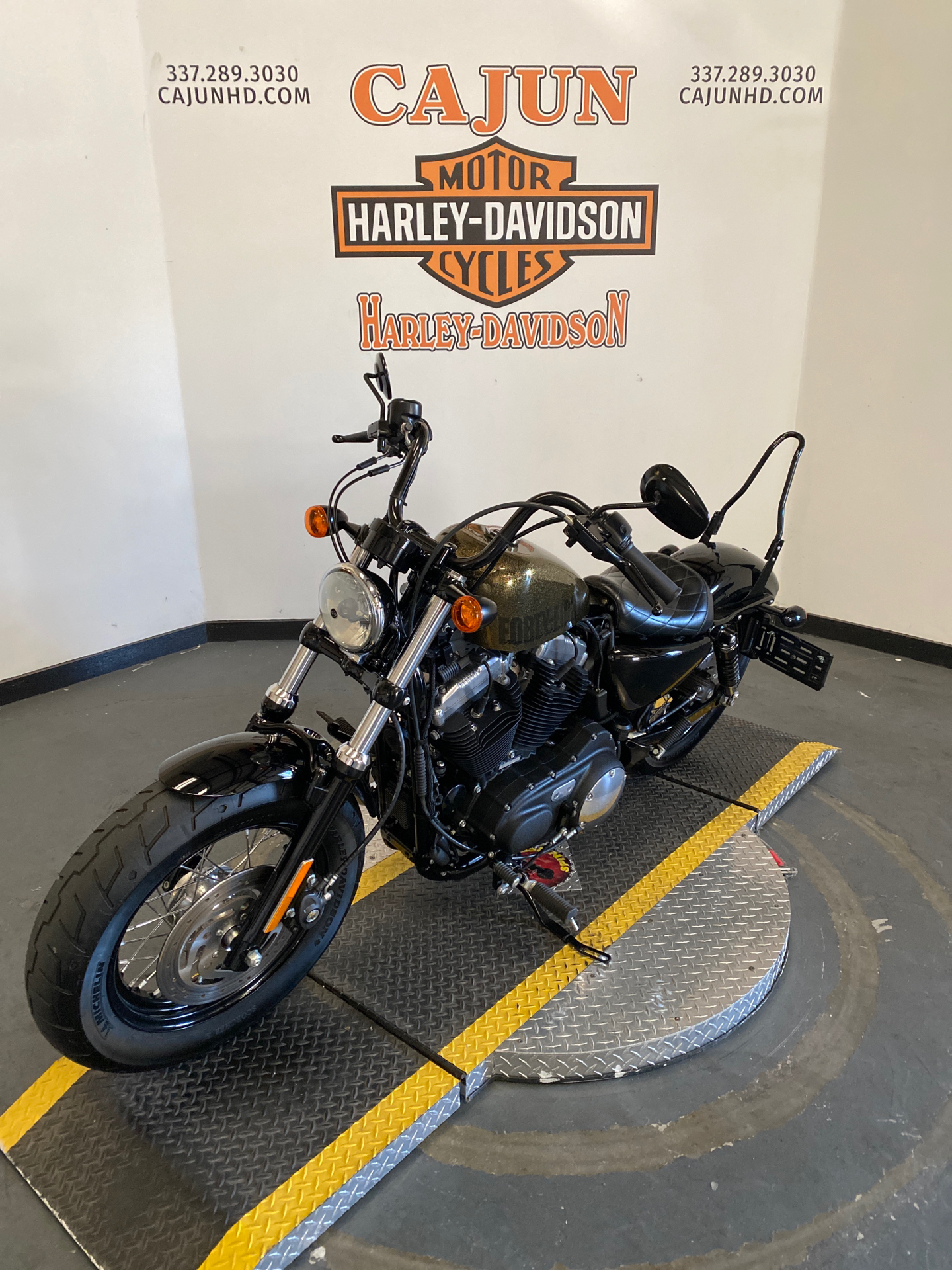 2013 Harley-Davidson Sportster® Forty-Eight® in Scott, Louisiana - Photo 4
