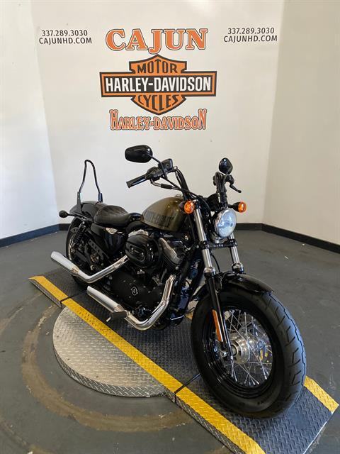 2013 Harley-Davidson Sportster® Forty-Eight® in Scott, Louisiana - Photo 6