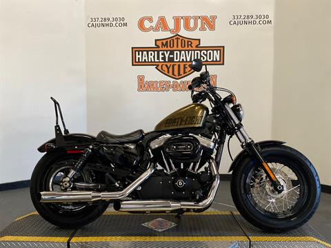 2013 Harley-Davidson Sportster® Forty-Eight® in Scott, Louisiana - Photo 1