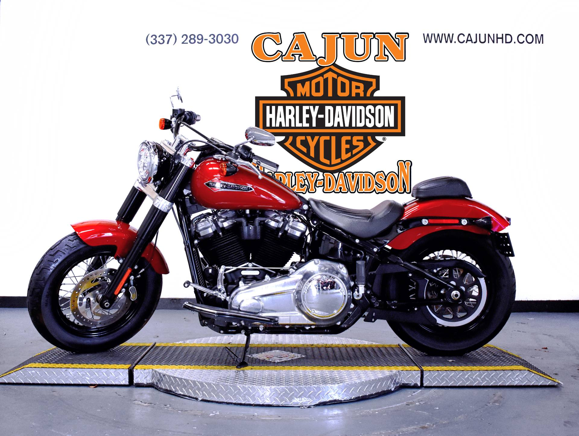 2018 Harley-Davidson Softail Slim® 107 in Scott, Louisiana - Photo 1