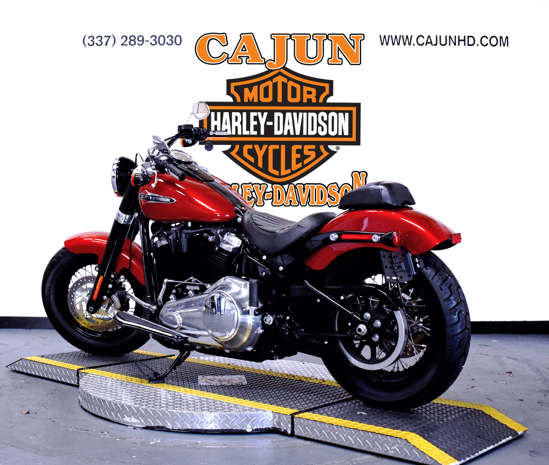 2018 Harley-Davidson Softail Slim® 107 in Scott, Louisiana - Photo 2