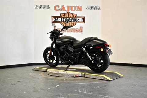 2017 Harley-Davidson Street® 750 in Scott, Louisiana - Photo 2