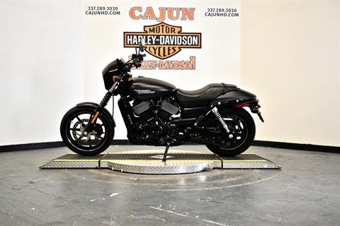 2017 Harley-Davidson Street® 750 in Scott, Louisiana - Photo 3