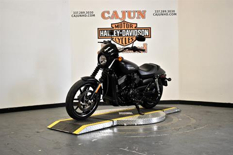 2017 Harley-Davidson Street® 750 in Scott, Louisiana - Photo 4