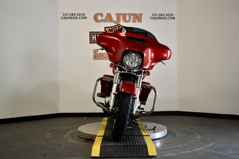 used wicked red street glide for sale - Photo 3