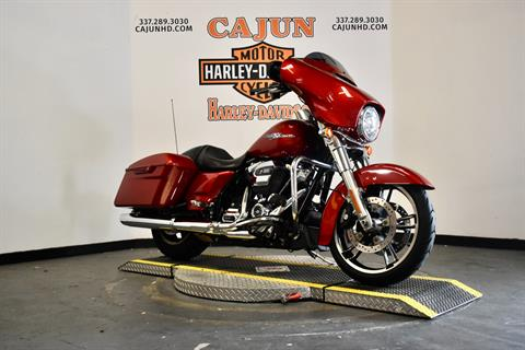 used wicked red street glide for sale - Photo 6