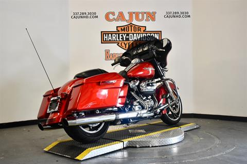 used wicked red street glide for sale - Photo 8