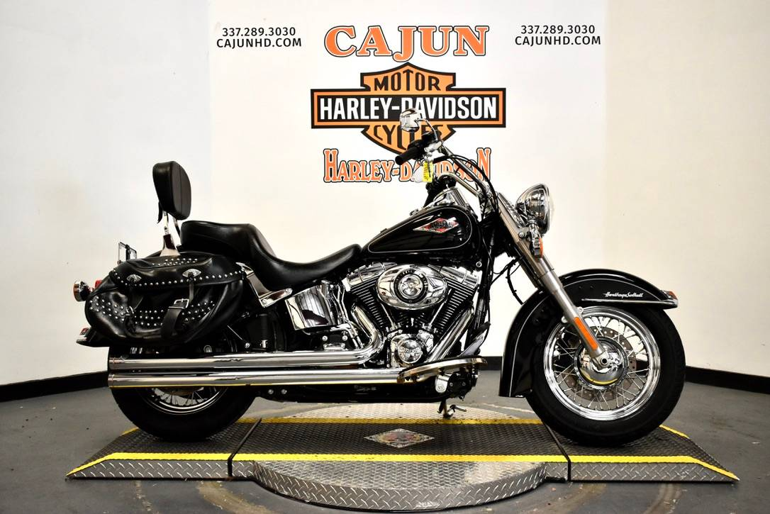 2015 Harley-Davidson Heritage Softail® Classic in Scott, Louisiana - Photo 1