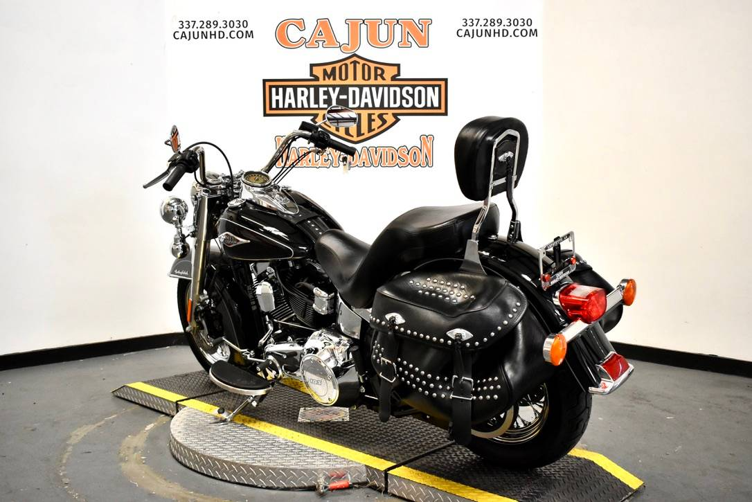 2015 Harley-Davidson Heritage Softail® Classic in Scott, Louisiana - Photo 4