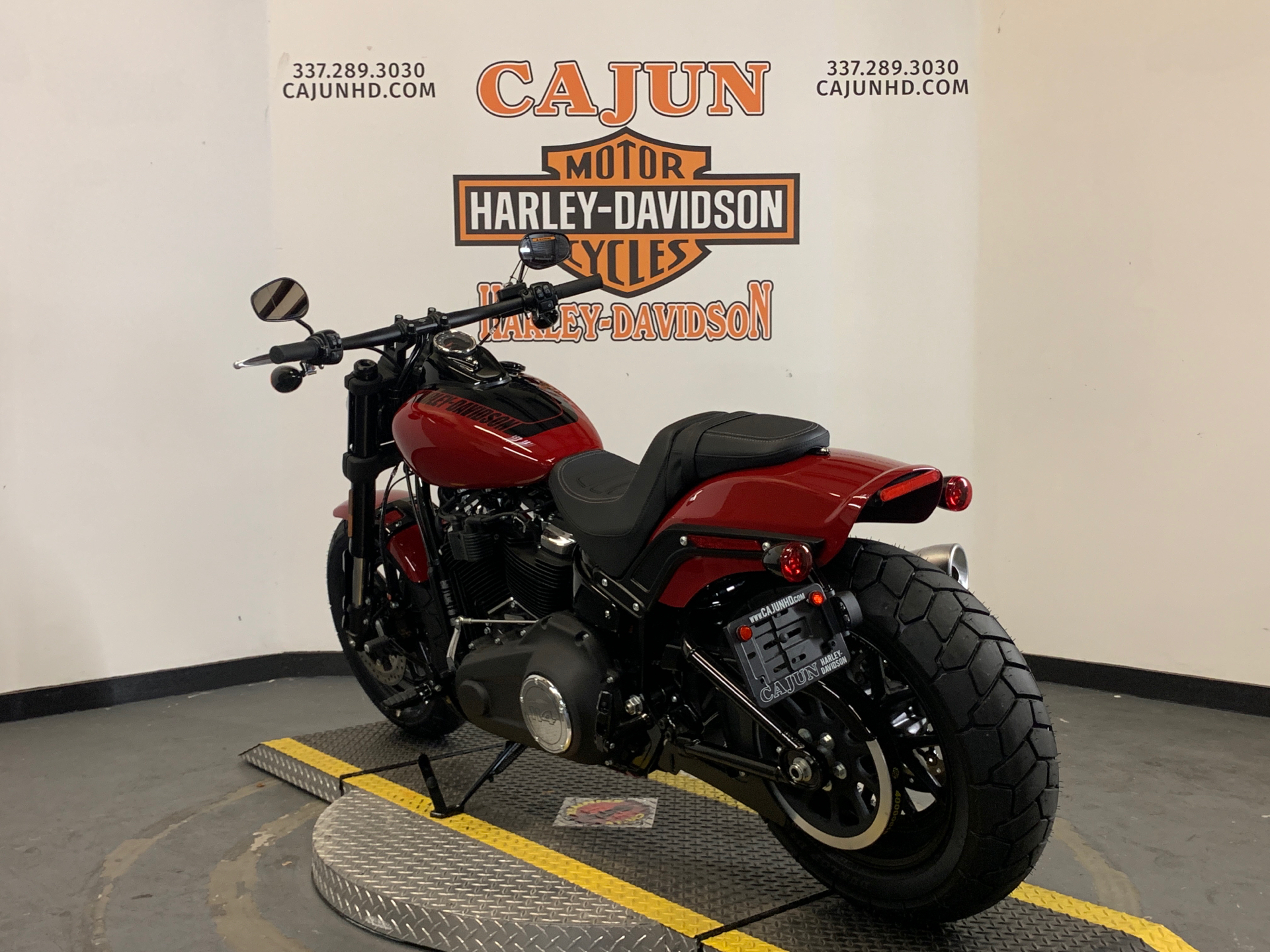 Harley-Davidson - Fat Bob For Sale - Photo 3