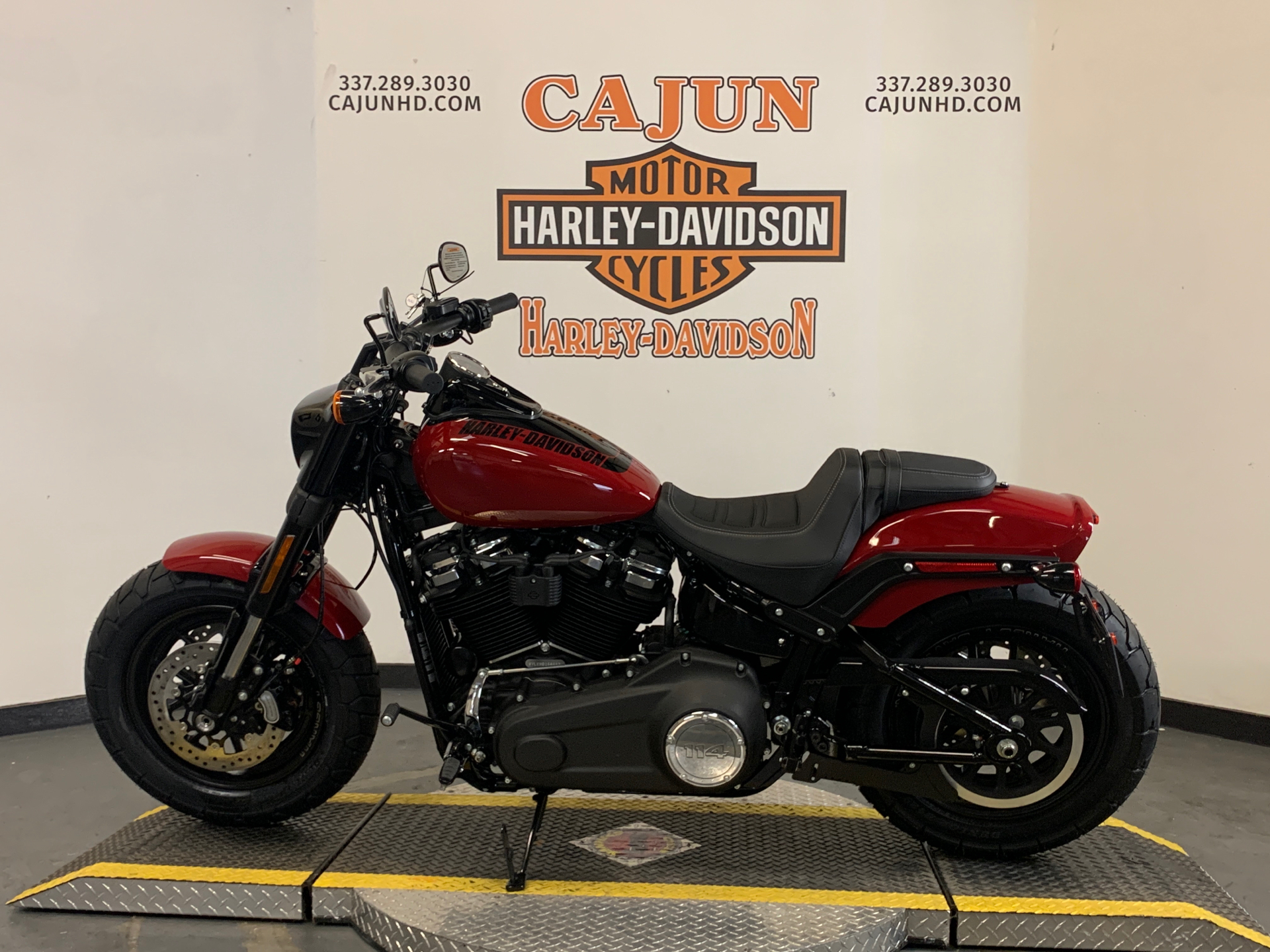 Harley-Davidson - Fat Bob For Sale - Photo 4