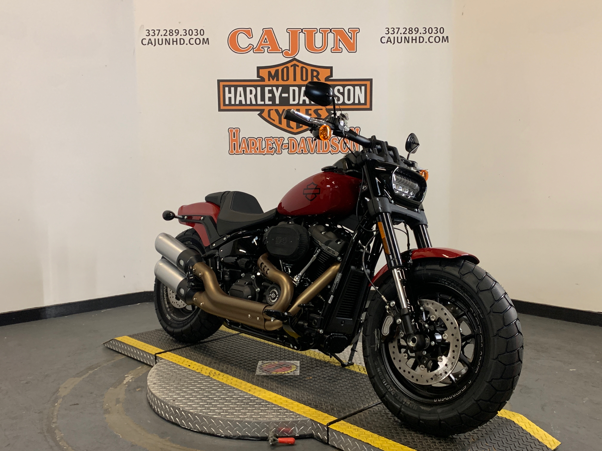 Harley-Davidson - Fat Bob For Sale - Photo 2