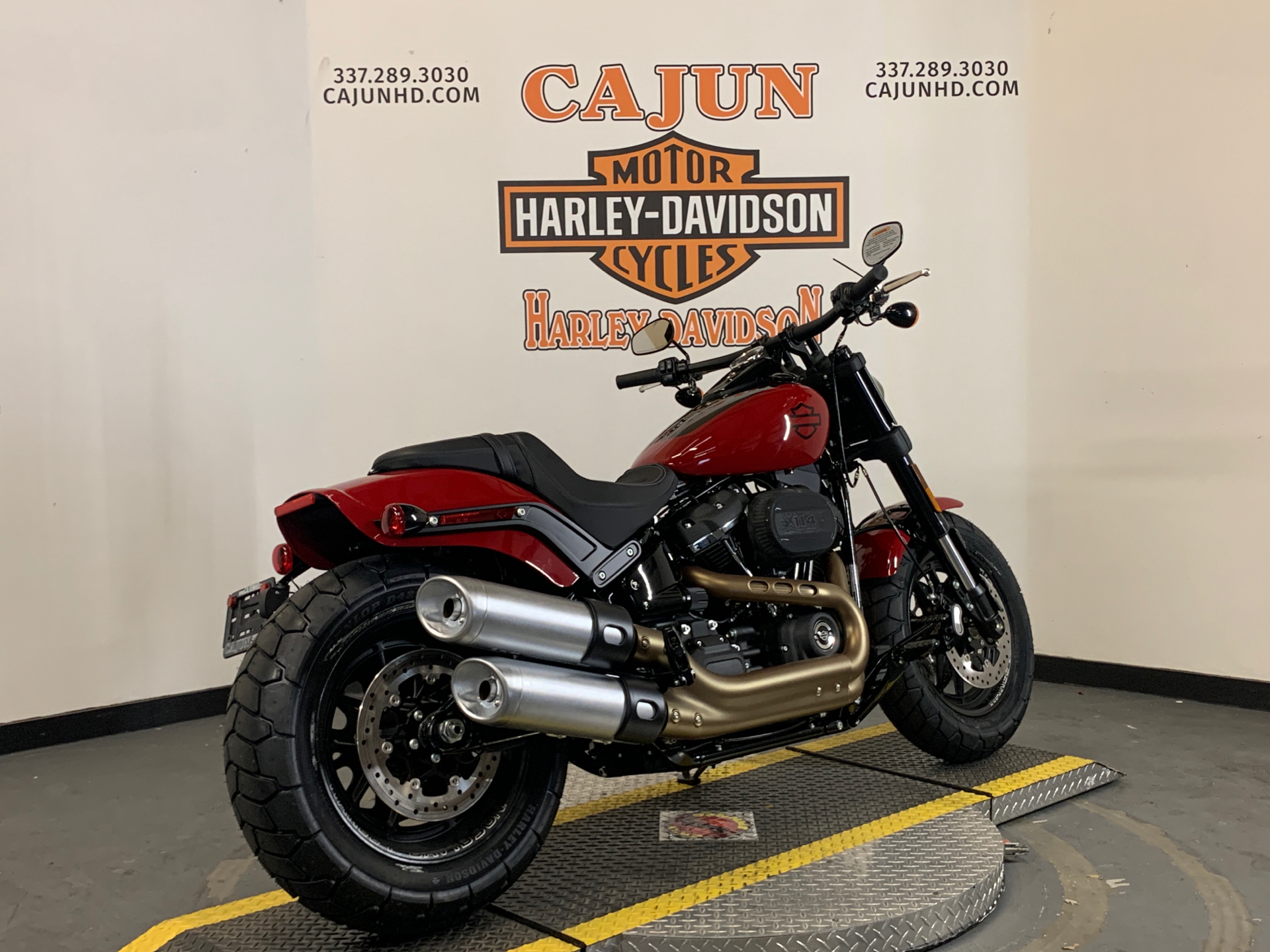 Harley-Davidson - Fat Bob For Sale - Photo 6