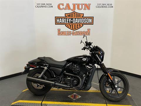 2017 Harley-Davidson Street® 500 in Scott, Louisiana - Photo 1