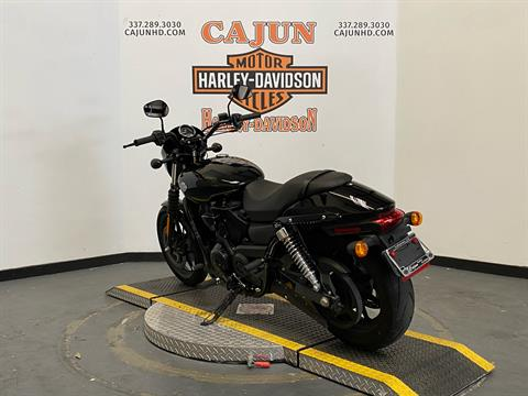 2017 Harley-Davidson Street® 500 in Scott, Louisiana - Photo 4