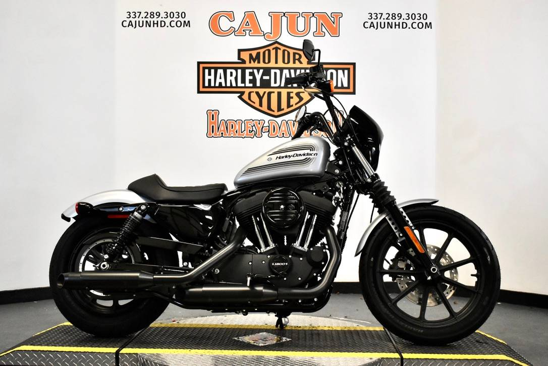 2020 Harley-Davidson Iron 1200™ in Scott, Louisiana - Photo 1
