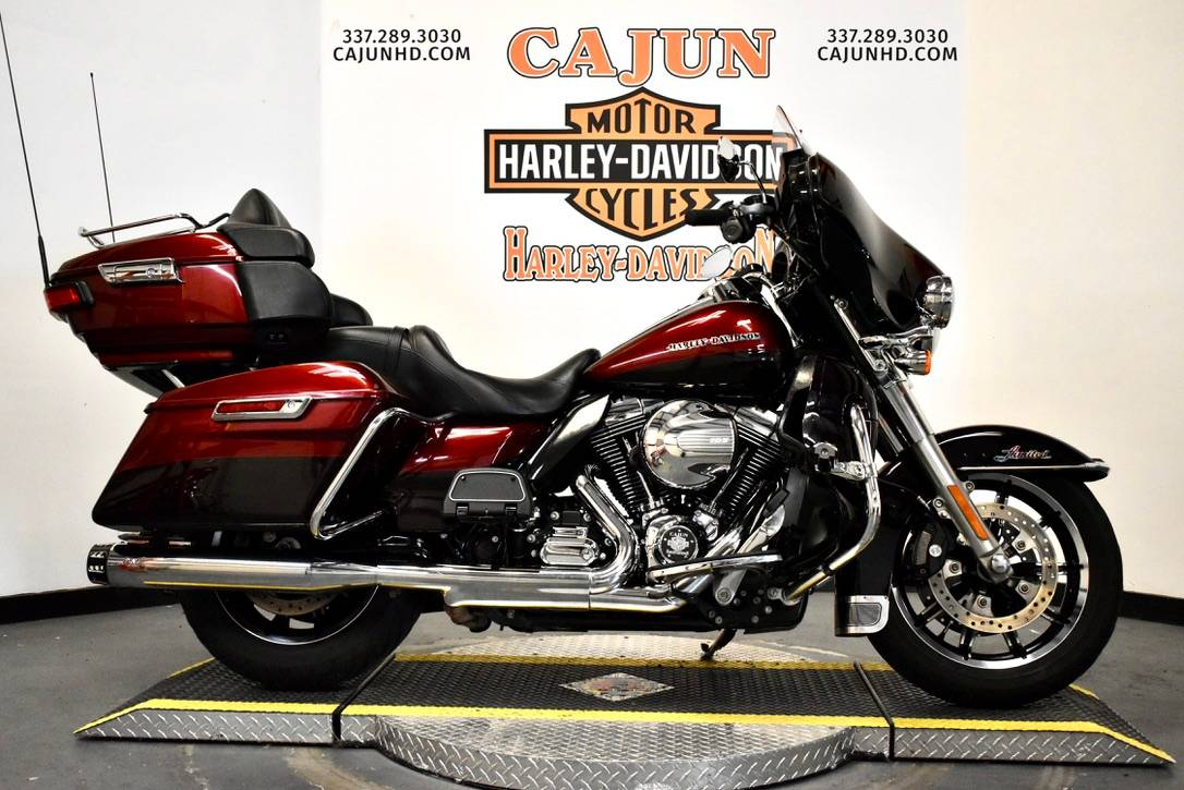 2014 Harley-Davidson Ultra Limited in Scott, Louisiana - Photo 1