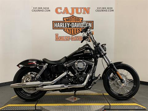 2014 Harley-Davidson Dyna® Street Bob® in Scott, Louisiana - Photo 1
