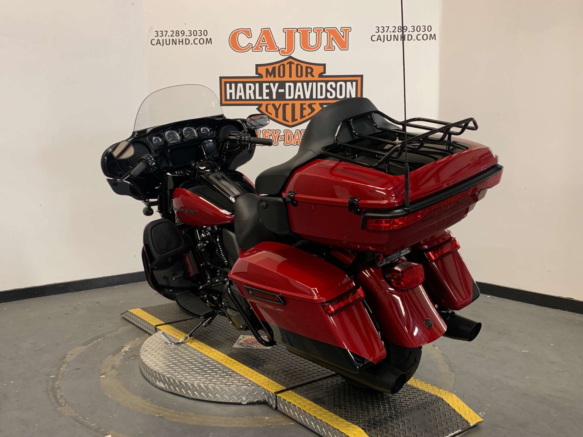 2021 Harley-Davidson Ultra Limited in Scott, Louisiana - Photo 3