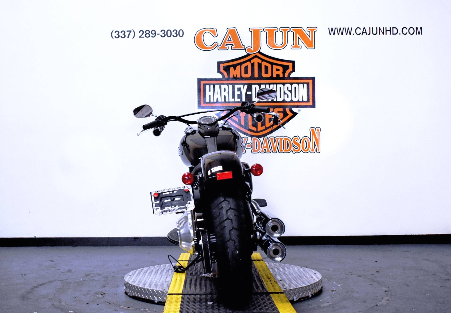 2020 Harley-Davidson Softail Slim® in Scott, Louisiana - Photo 4