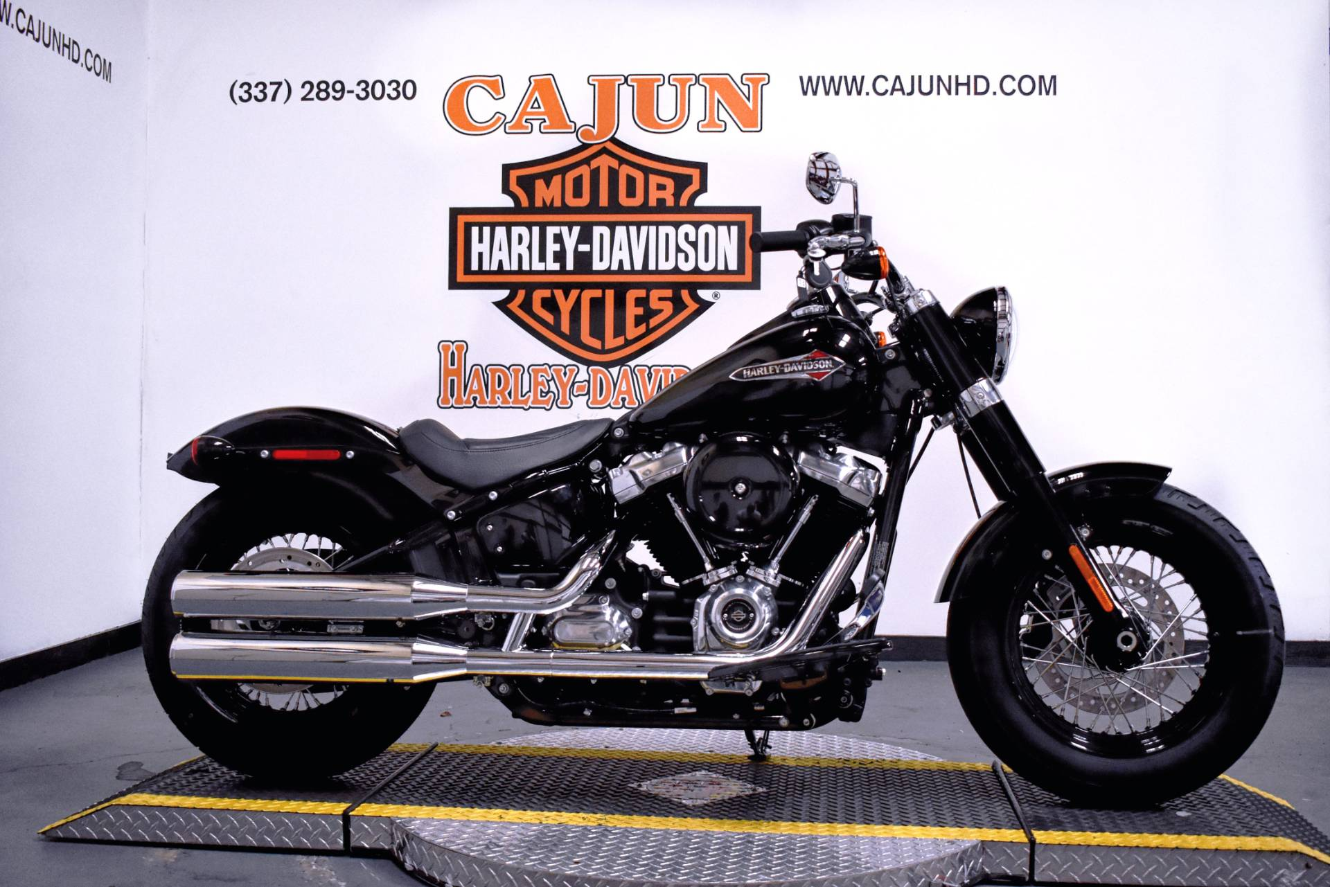 2020 Harley-Davidson Softail Slim® in Scott, Louisiana - Photo 2