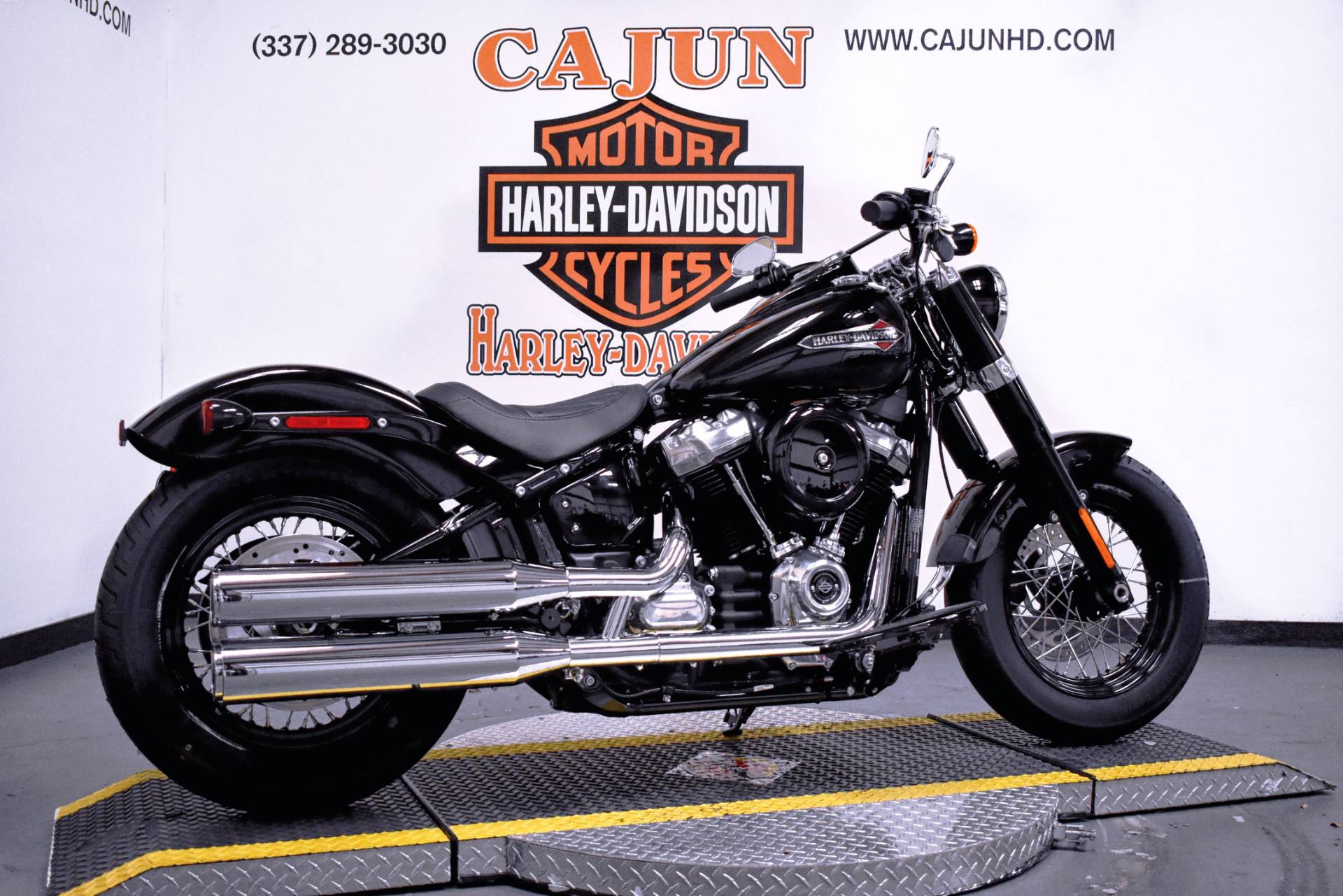 2020 Harley-Davidson Softail Slim® in Scott, Louisiana - Photo 9