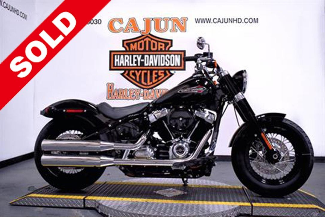 2020 Harley-Davidson Softail Slim® in Scott, Louisiana - Photo 1