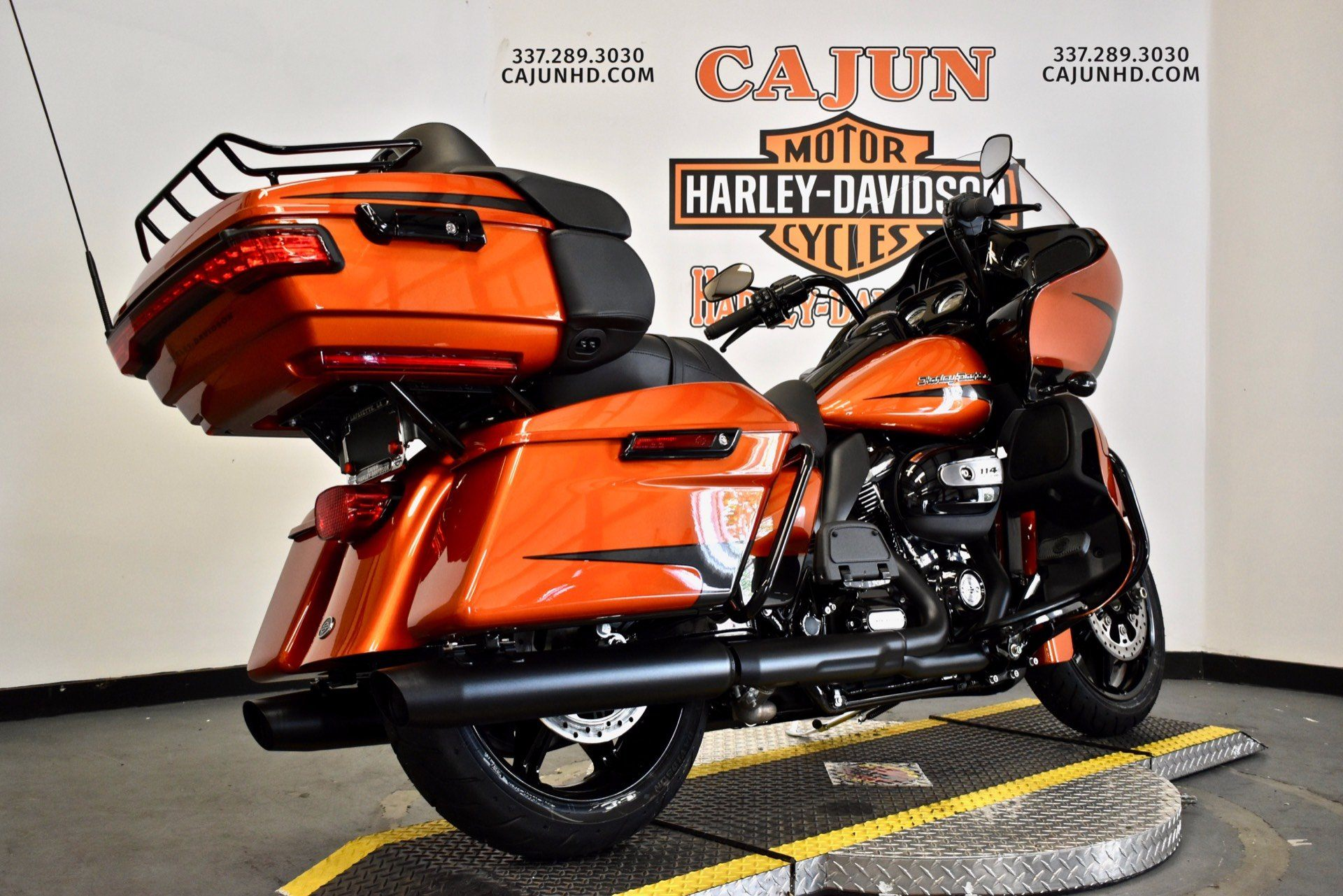2020 Harley-Davidson Road Glide® Limited in Scott, Louisiana - Photo 7