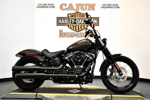 2020 Harley-Davidson Street Bob® in Scott, Louisiana - Photo 1