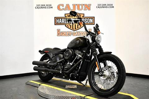 2020 Harley-Davidson Street Bob® in Scott, Louisiana - Photo 3