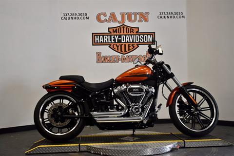 2019 Harley-Davidson Breakout® 114 in Scott, Louisiana - Photo 1
