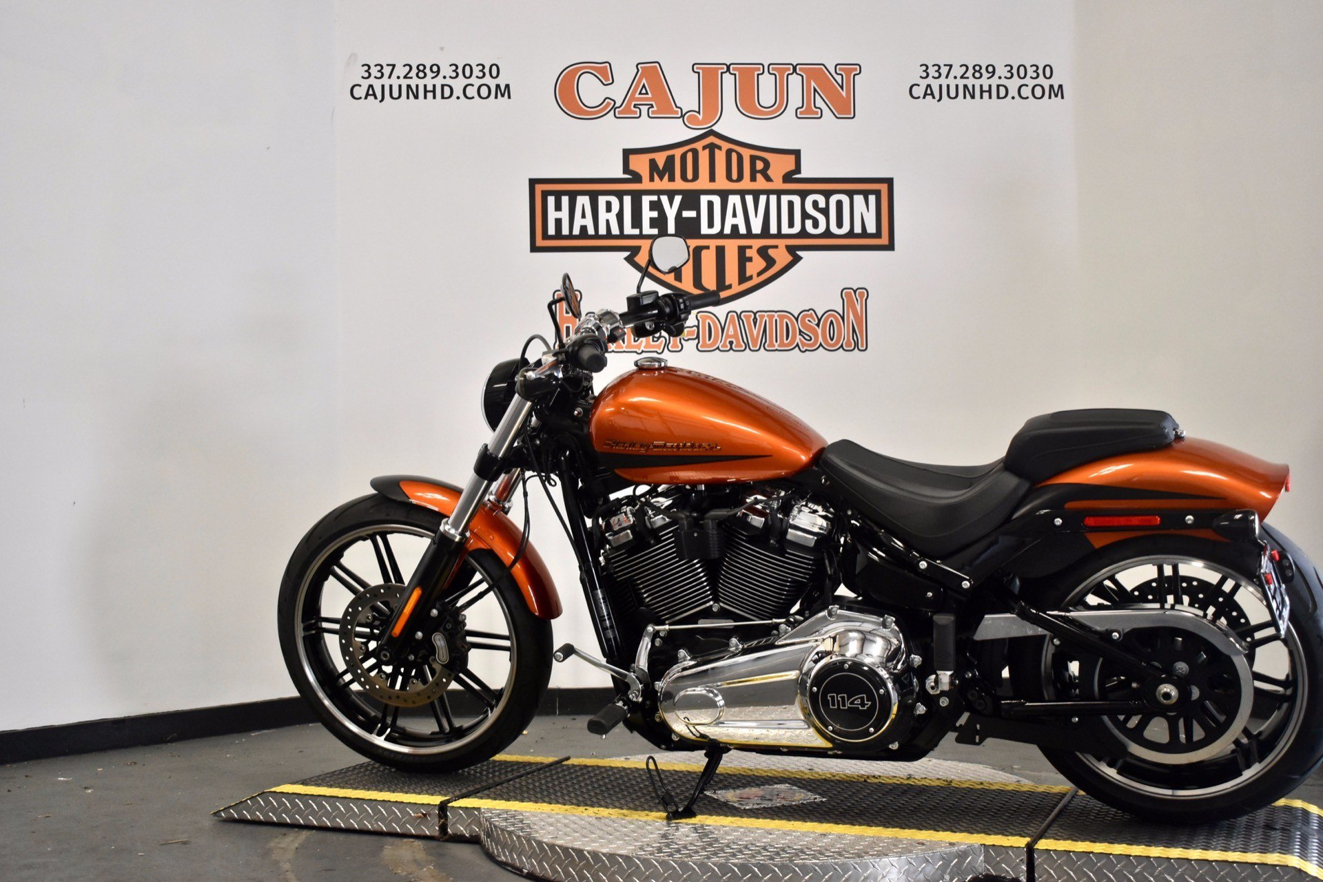 2019 Harley-Davidson Breakout® 114 in Scott, Louisiana - Photo 3