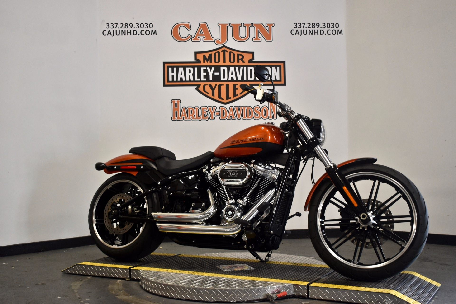 2019 Harley-Davidson Breakout® 114 in Scott, Louisiana - Photo 6