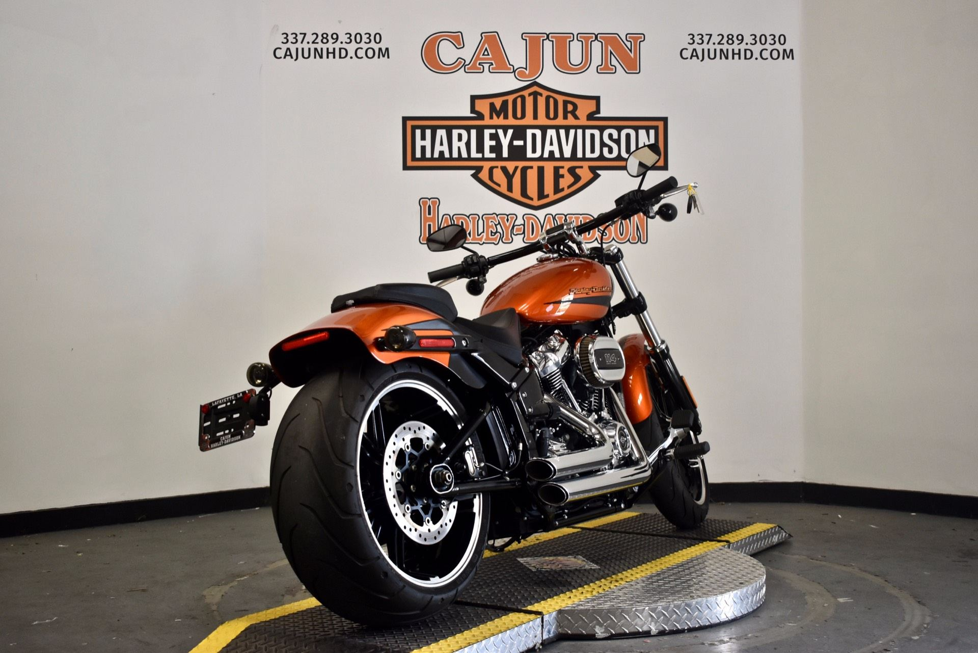 2019 Harley-Davidson Breakout® 114 in Scott, Louisiana - Photo 7