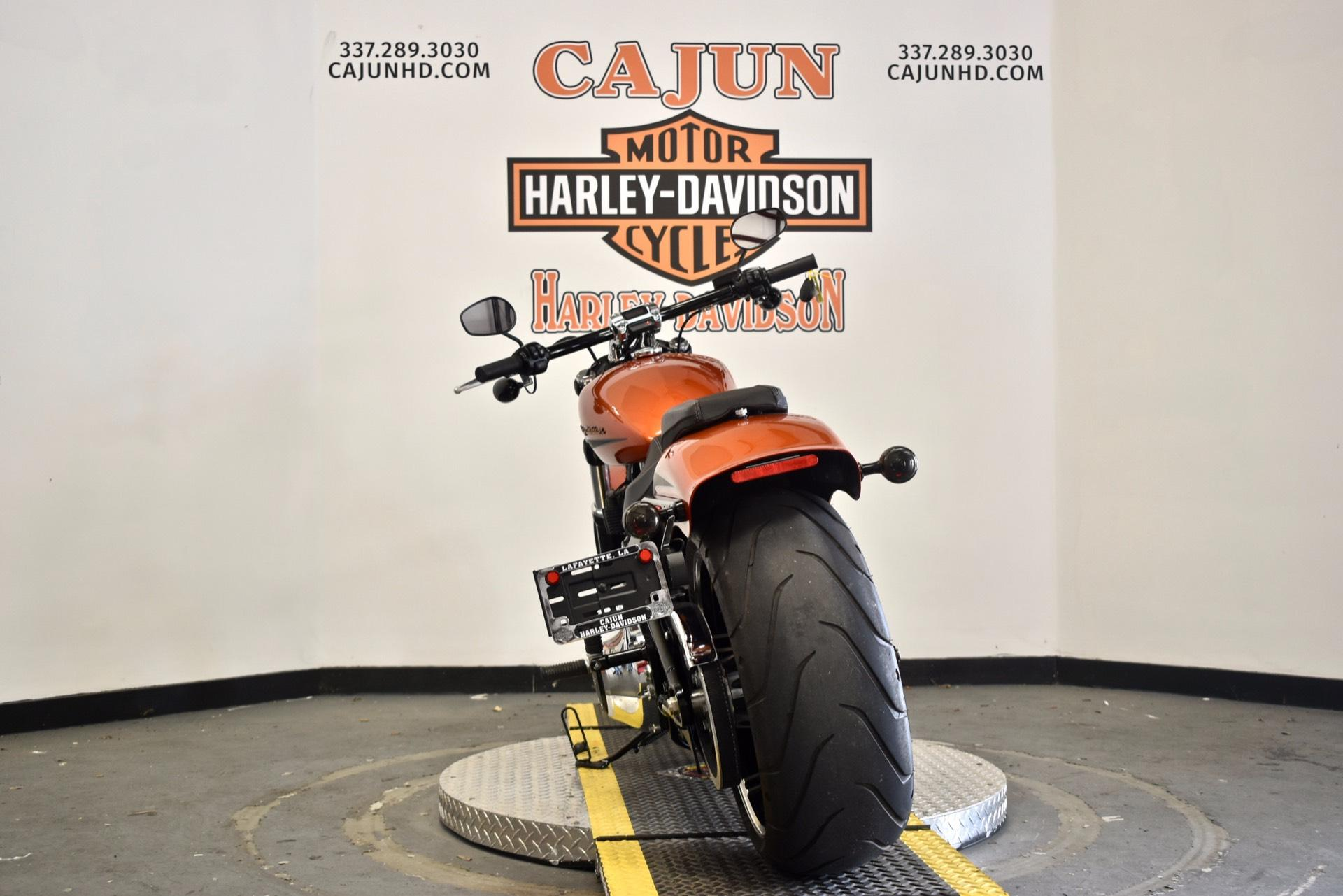 2019 Harley-Davidson Breakout® 114 in Scott, Louisiana - Photo 8