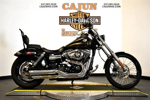 2015 Harley-Davidson Wide Glide® in Scott, Louisiana - Photo 1