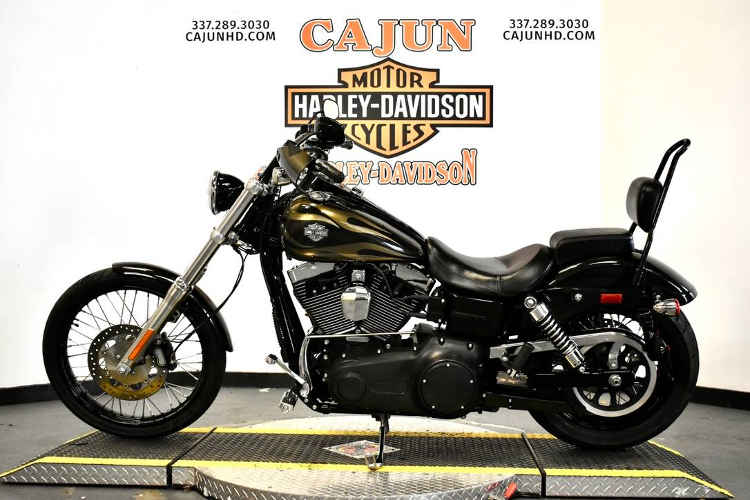 2015 Harley-Davidson Wide Glide® in Scott, Louisiana - Photo 2