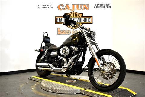 2015 Harley-Davidson Wide Glide® in Scott, Louisiana - Photo 3