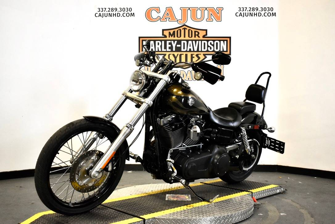 2015 Harley-Davidson Wide Glide® in Scott, Louisiana - Photo 5