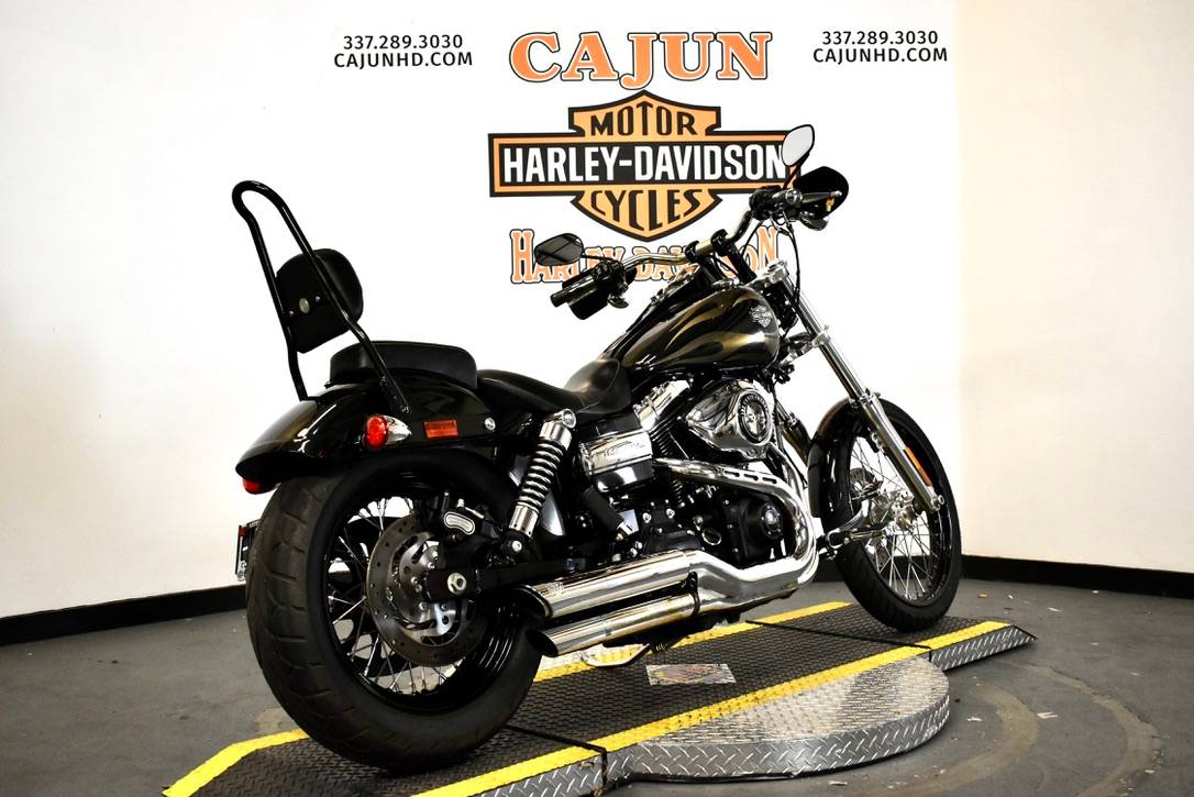 2015 Harley-Davidson Wide Glide® in Scott, Louisiana - Photo 6