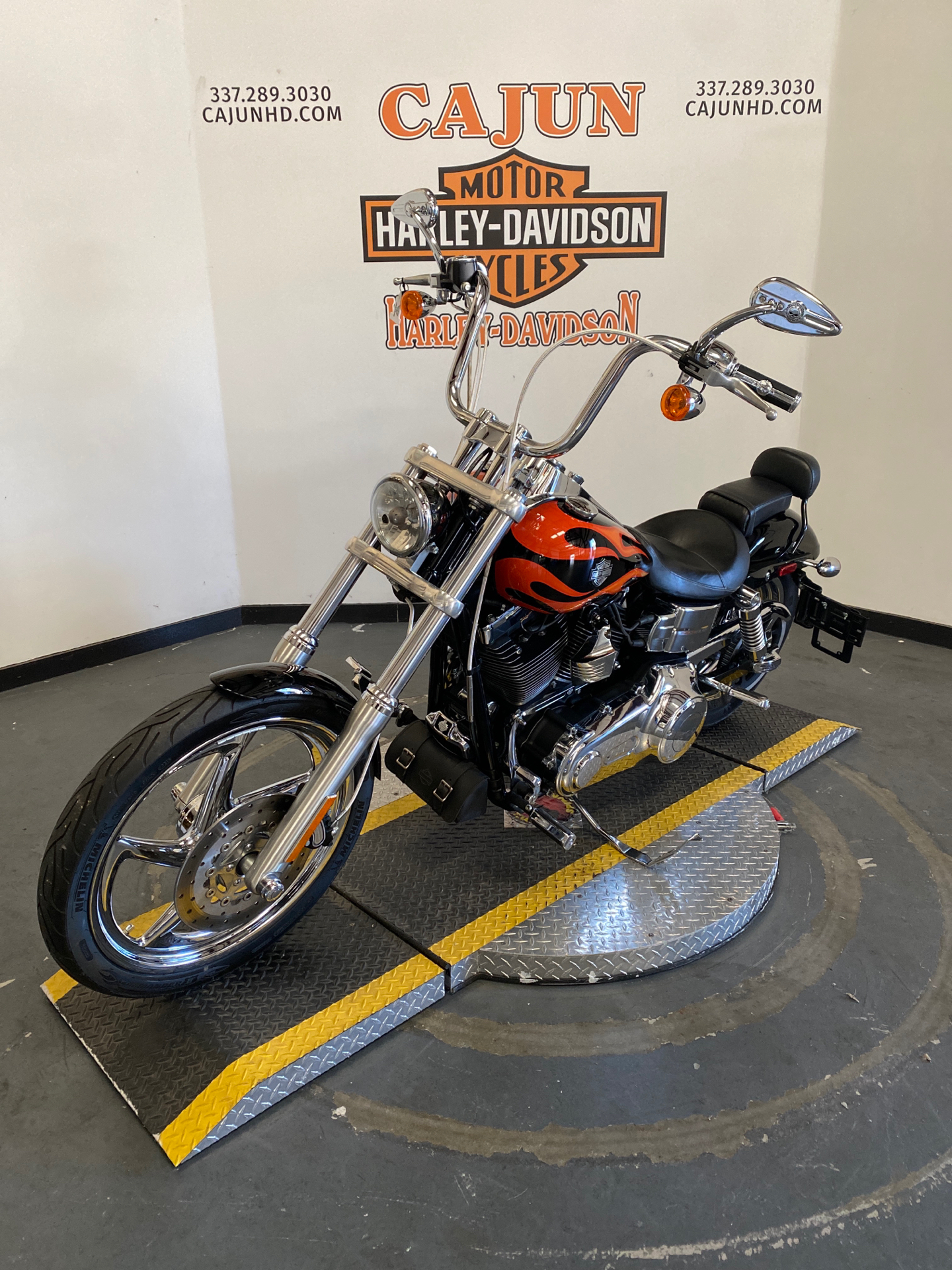 2013 Harley-Davidson Dyna® Wide Glide® in Scott, Louisiana - Photo 4