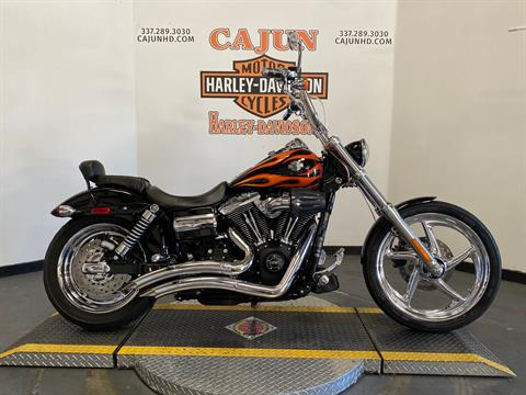 2013 Harley-Davidson Dyna® Wide Glide® in Scott, Louisiana - Photo 1