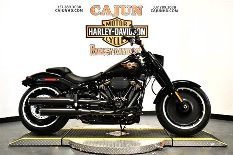 2020 Harley-Davidson Fat Boy® 114 30th Anniversary Limited Edition in Scott, Louisiana - Photo 1